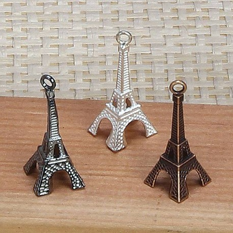 Eiffel tower Key chain charms