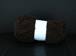 Yarn 9534 BROWN: 100% polyester