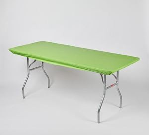 LIME GREEN 8 foot Kwik Cover